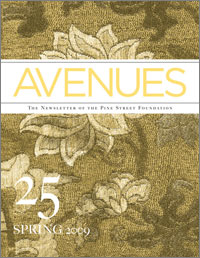 Avenues 25 - Spring 2009