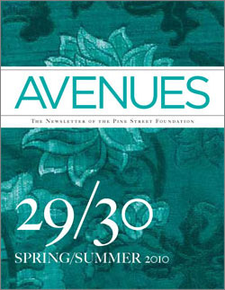 Avenues 29/30 - Spring/Summer 2010