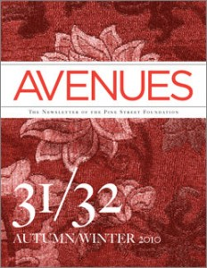 Avenues 31/32 - Autumn/Winter 2010